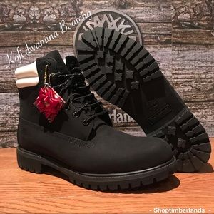"""Timberland Special Holiday Edition Men's 6"""" Nubuck"""